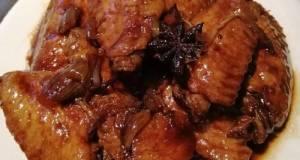 Soya Sauce Chicken Wings