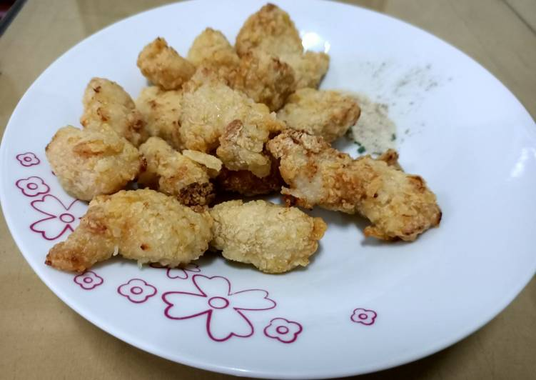jolinezhao 發表的 氣炸鹽酥雞 食譜 - Cookpad