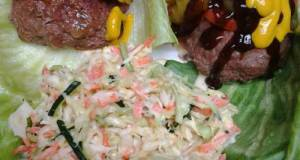 Ultimate Coleslaw, Burgers