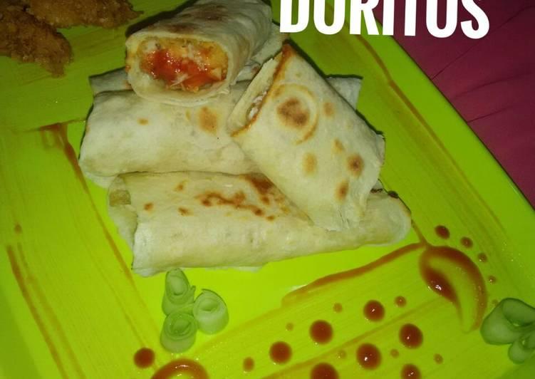 Tortilla Chicken Homemade