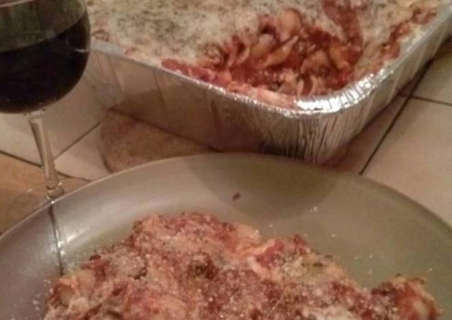 """""""Mock"""" Lasagna"""