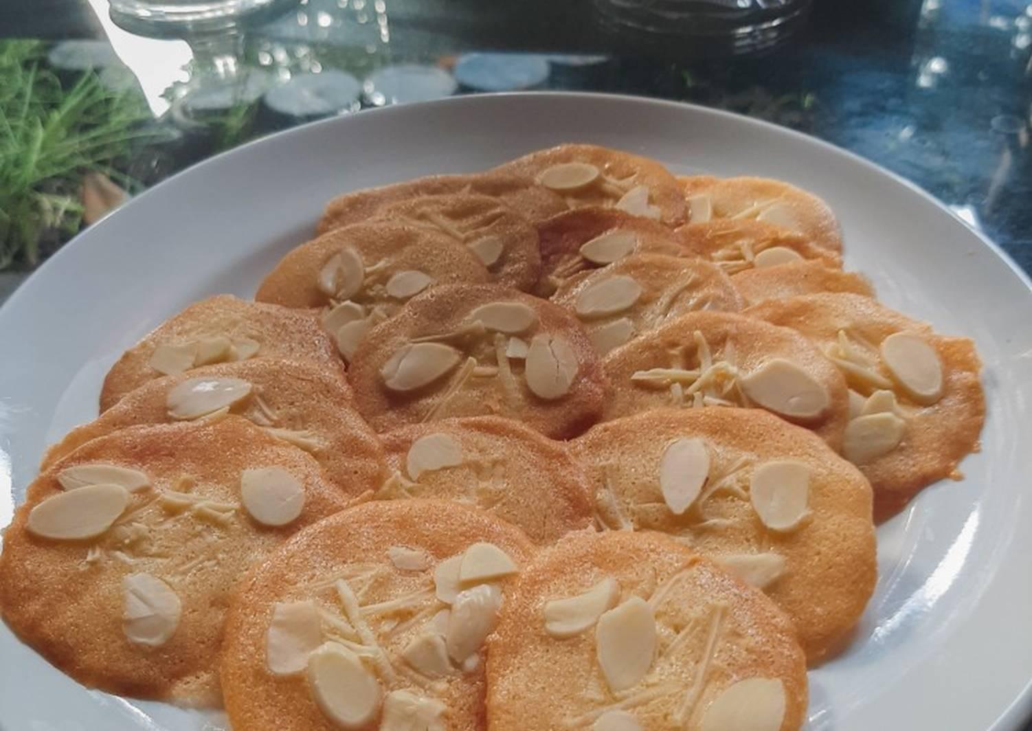 Resep Almond Crispy Remas Nu