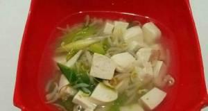 Sup Tauge Ala Korea (Kong Namul Guk)