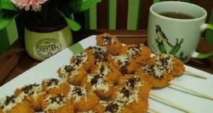 Sate Pisang Goreng Crispy Ala Angkringan