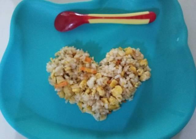 Nasi Goreng Cinta buat anak tercinta