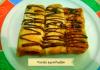 Resep Roti bakar isi pisang coklat Paling Enak