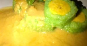 lemang saus durian