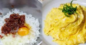 Nasi Goreng Korea Selimut Telur Cuma Diaduk Cocok Untuk Anak Kos