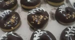Donut Ekonomis tanpa telur
