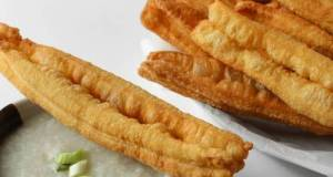 You Tiao / Chinese Donut / Cakwe [Vegan-Friendly]
