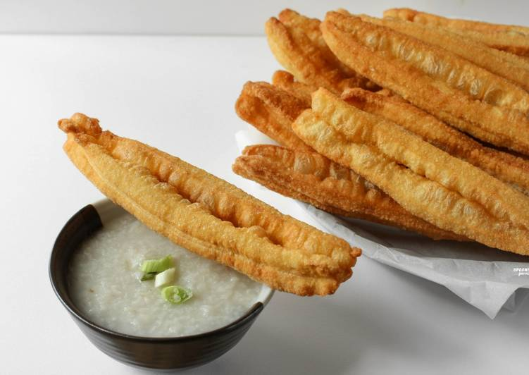 , Recipe: Delicious You Tiao / Chinese Donut / Cakwe [Vegan-Friendly]