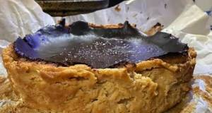 Burnt Peanut Cheese Cake
