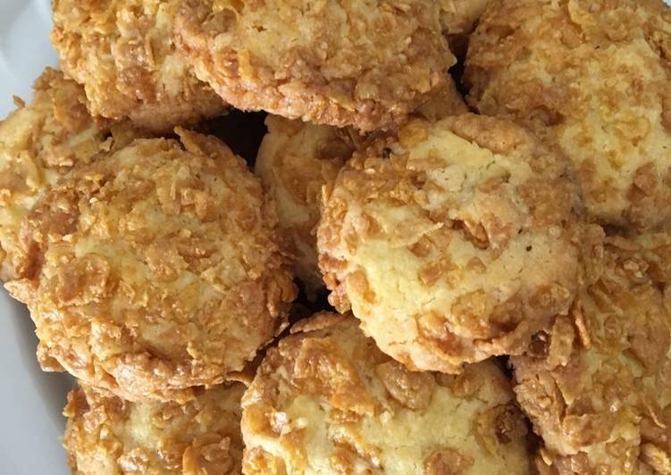 Cornflakes Cookies (ekonomis)
