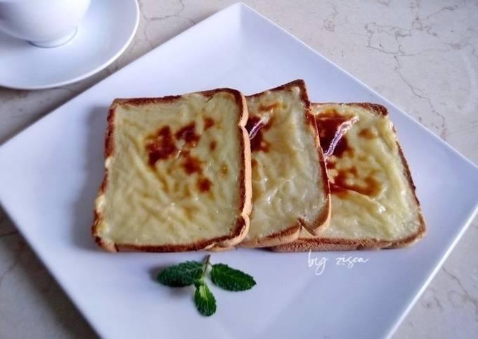 Milk Cheese Toast