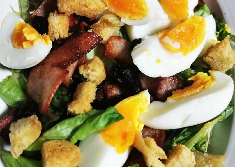 Caesar Salad with a twist