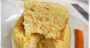 Bolu wortel kukus tepung beras Tanpa BP/SP
