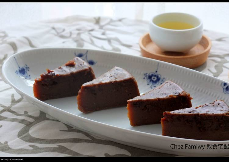 黑糖桂圓燕麥糕食譜 by Chez Famiwy 飲食宅記 - Cookpad