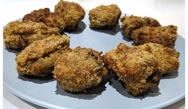 Spicy keto grilled chicken