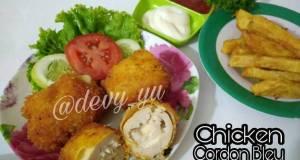 Chicken Cordon Bleu aka Cheesy Chicken