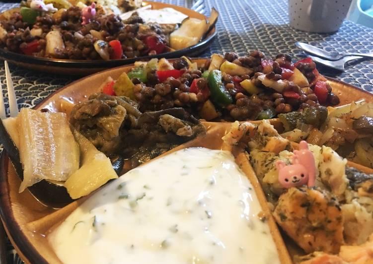 🌺 Assiette de la Méditerranée