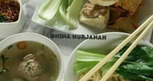 Bakso Malang Ala-ala.😁