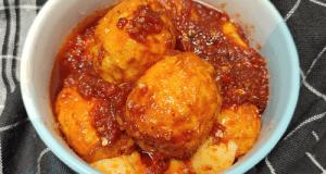 Telur Ayam Balado