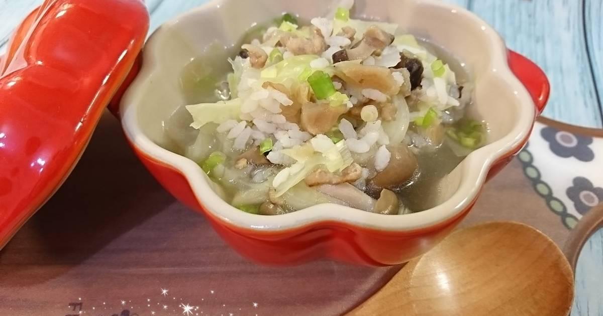 鹹粥 食譜、作法共913個 - 全球最大料理網站 - Cookpad