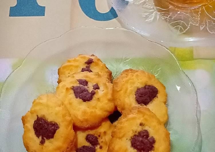 Coconut cookies ala Didi | Kuker kelapa