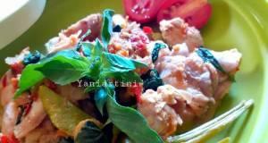 Ayam Rica-rica Tanpa Minyak (Diet Minyak)