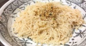 Japanese Diet Food Konjac Noodle Cooking