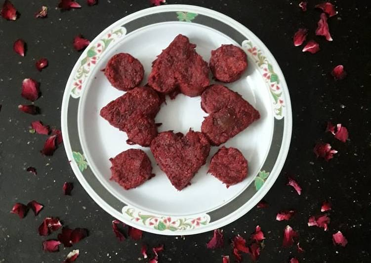 Sugar free red velvet fudge
