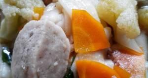 Sop Ayam Bakso Ceker