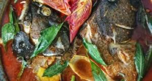 Asam Pedas Kepala Ikan