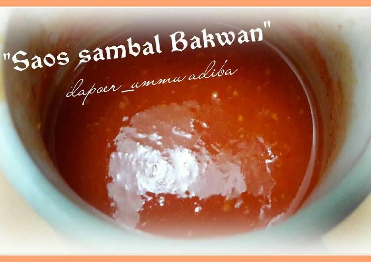 Sambal Bakwan