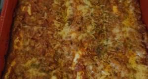 Goat Cheese Turkey Lasagna
