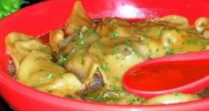 Mike's Thai Beef Dumpling Soup