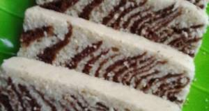 Steamed Marmer Cake