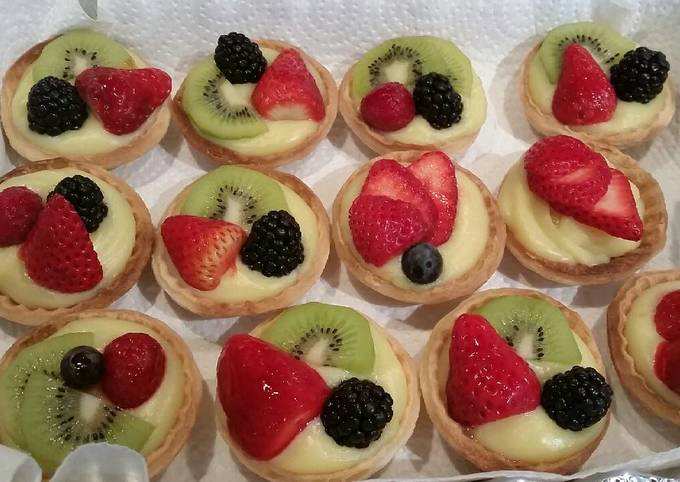 So Yummy Fruit Tart