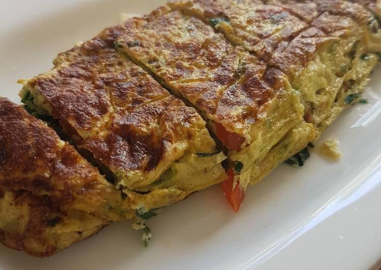 , Recipe: Perfect Chinese Omellete