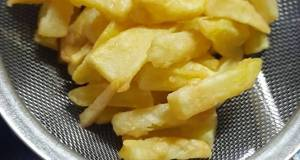 French Fries Snack MPAsi