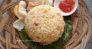 Nasi Goreng Mudah gaya Chinese dengan cara masak yang berbeda