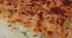Garlic bread (Roti tanpa ulen)