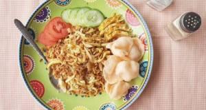 Nasi Mawut (Nasi Goreng Magelangan)