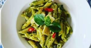 Cashew Pesto Penne
