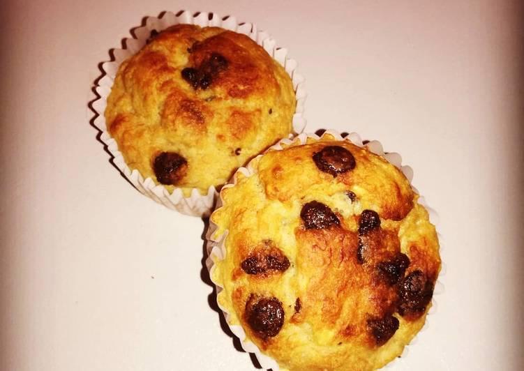 Bananabreak muffins by Laëtitia_shex'r