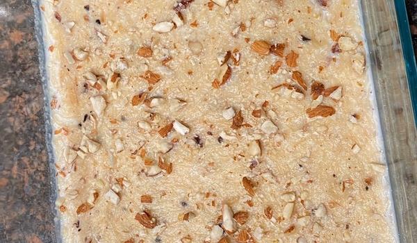 Seviyan Kheer or Vermicelli Pudding (Dessert)