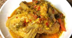 Ayam Sori (Ayam Rica ala Risa Saraswati)
