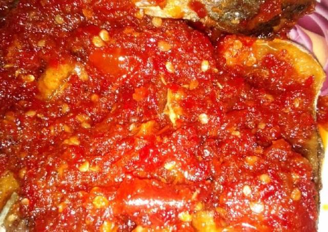 Patin Sambal Tomat