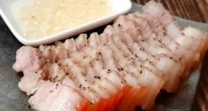 Salty Pork Belly