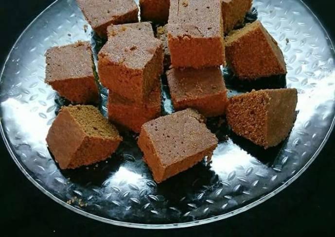 Microwave Coffee Chocolate Cake